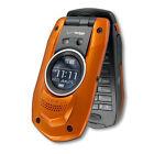 Casio G'zOne Boulder C711 - Orange (Verizon) Cellular Phone (- with camera, with speaker)