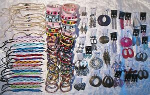 Wholesale-Jewellery-Mixed-Job-Lots-Choose-Surf-Surfer-Boho-Hippie-Rock-Goth
