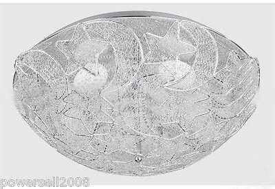 Simplicity Modern Aluminum Hand-woven Diameter 50*Height 20cm Ceiling Light-A