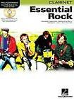 Instrumental Play-Along: Essential Rock (Clarinet) by Hal Leonard Corporation (Paperback, 2011)