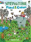 Springtime Find & Color by Agostino Traini (Paperback, 2009)