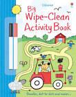 Big Wipe Clean Activity Book by Sam Taplin (Paperback, 2012)
