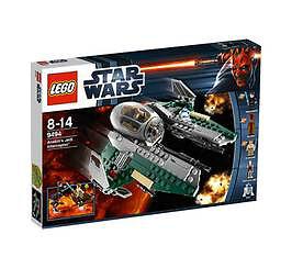Lego Star Wars Anakins Jedi Intercepteur  (9494) NEUF  livraison directe et rapide