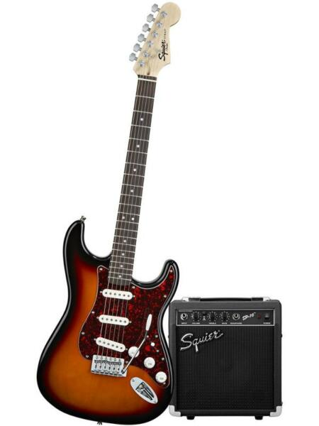 fender squier sp 10 10 watt guitar amp ebay. Black Bedroom Furniture Sets. Home Design Ideas