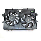 Dual Radiator and Condenser Fan Assembly TYC 622120