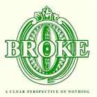 Broke - Clear Perspective of Nothing (2002)