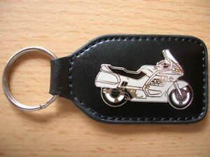 Llavero-Honda-Pan-Europeo-GRIS-CLARO-ART-0205-Llavero-Keyfob-MOTO