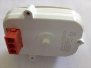 Genuine whirlpool fridge refrigerator condenser motor fan for Refrigerator condenser fan motor