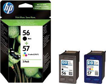 Hp Sa342ae 56 Black/57 Tri-color Ink Cartridge   Acquisti Online Su E Avere Una Lunga Vita