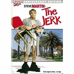 The-Jerk-DVD-26th-Anniversary-Edition-2005-Brand-New