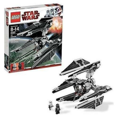 LEGO Star Wars Tie Defender  8087  *BRAND NEW - FACTORY SEALED*