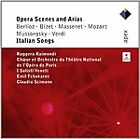 Opera Scenes and Arias; Italian Songs (2011)
