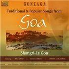 Gonzaga - Traditional & Popular Songs from Goa - Shangri-La Goa (2011)