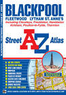 Blackpool Street Atlas by Geographers' A-Z Map Company (Paperback, 2013)
