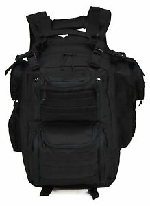 Every-Day-Carry-Tactical-Attack-Bag-EDC-Day-Pack-Backpack-w-Molle-Loops