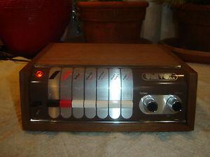 Rare/Vintage Univox JR5 Rhythm Percussion Drum Machine