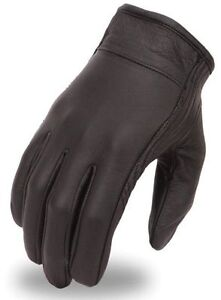 MENS-LEATHER-CRUISING-GLOVES-MOTORCYCLE-FROM-THE-HOUSE-MILWAUKEE-FI132GEL-NEW