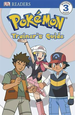 Level 3 Reader: Become a Pokemon Trainer (pb) (DK Readers: Level 3)
