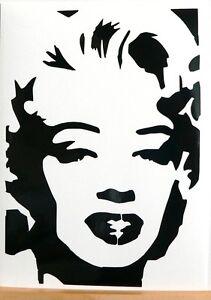 Image Is Loading Marilyn Monroe Sticker Car Motorcycle Scooter Wall Sticker