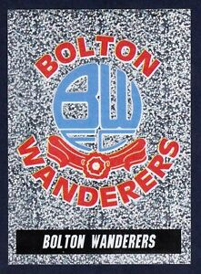 PANINI-NATIONWIDE-LEAGUE-1997-029-BOLTON-WANDERERS-SILVER-FOIL-BADGE