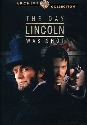 The Day Lincoln Was Shot (Tvm) [DVD] (2011) *New DVD*