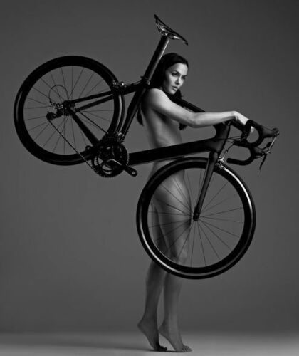 Victoria Pendleton Cycling Olympic 10x8 Photo #2