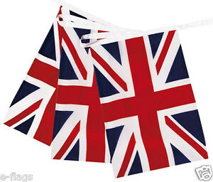 MASSIVE-10-METRES-ENGLAND-amp-UNION-JACK-FLAG-FABRIC-OR-PVC-BUNTING