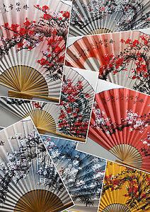 Faecher-China-ca-150-cm-breit-Asiatika-Deko-Wandschmuck-Dekoration