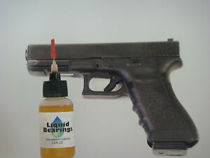 Liquid Bearings Best 100 Synthetic Oil For Airsoft