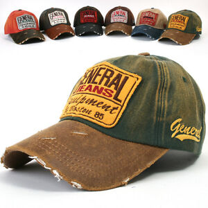 ililily-New-Mens-Baseball-Caps-Vintage-Distressed-Embroidery-Trucker-Hats-c558