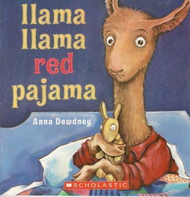 Llama Llama Red Pajama (Brand New Paperback Version) Anna Dewdney