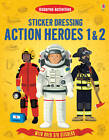 Sticker Dressing Action Heroes 1 and 2 by Megan Cullis (Paperback, 2013)