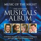 Various Artists - Music Of The Night (Ultimate Musicals Album, 2011)