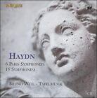 Franz Joseph Haydn - Haydn: 6 Paris Symphonies; 15 Symphonies (2009)
