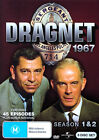 Dragnet - 1967 : Season 1-2 (DVD, 2011, 8-Disc Set)