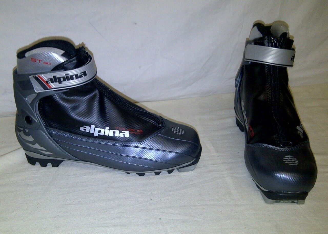 ALPINA Touring Sports Model ST30 Cross Country Ski Boots  NNN XC Size 43 EUR  brands online cheap sale