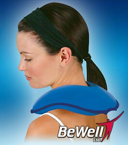 BEWELL-Moist-Heat-Therapy-Pack-Neck-Pain-GREAT-FOR-ACHES-AND-PAINS-NIB