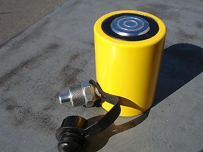 10 TON (10000kg) Capacity 50mm Stroke Hydraulic Cylinder Ram (Free Postage)
