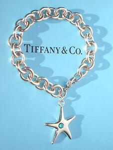 Tiffany & Co Sterlingsilber Elsa Peretti Seestern Türkis 19.1cm ...
