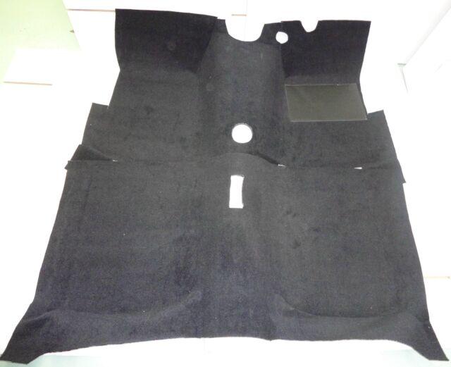 FORD CAPRI MK1 BLACK CARPET SET