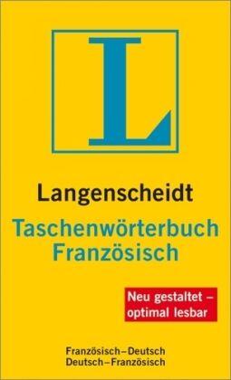 Langenscheidt Taschenwörterbuch Französisch-Deutsch und VV (2007, Taschenbuch)