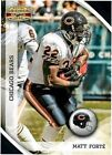 2010 Panini Gridiron Gear Matt Forte Chicago Bears #28 Football Card