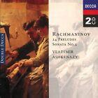 Sergey Rachmaninov - Rachmaninov: 24 Preludes/Piano Sonata No.2 (1995)