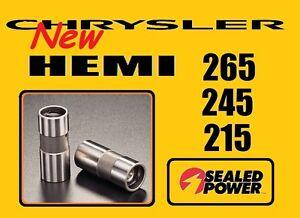 HEMI-6-Chrysler-Hydraulic-Lifter-Set-Valiant-Mopar-E49-265-245-215-VL89-HT2011