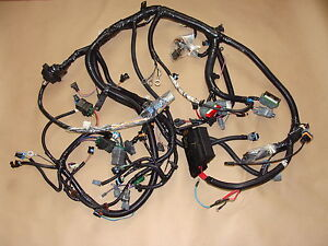 nos gm 1995 lt1 corvette 4l60e automatic engine wiring harness wimage is loading nos gm 1995 lt1 corvette 4l60e automatic engine