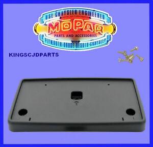 image is loading front license plate bracket holder 04 10 jeep