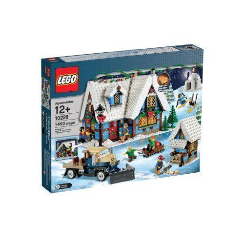 LEGO Creator Winter Village Cottage  10229