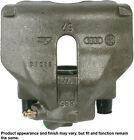 Disc Brake Caliper-Friction Choice Caliper Front-Left/Right Cardone Reman