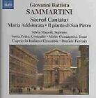 Giovanni Battista Sammartini - : Sacred Cantatas
