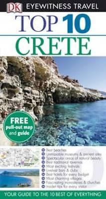 DK Eyewitness Top 10 Travel Guide: Crete-ExLibrary